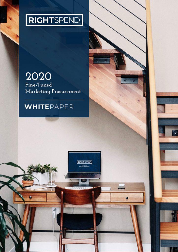 2020 Fine Tuned Marketing Procurement Whitepaper Cover